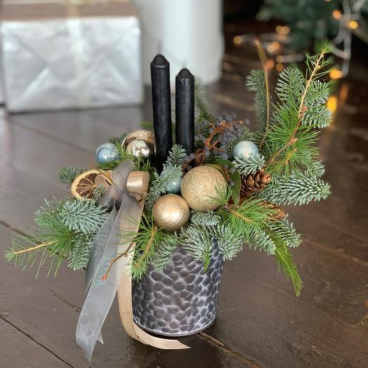 Мистерия Рождества: букеты цветов на заказ Flowwow