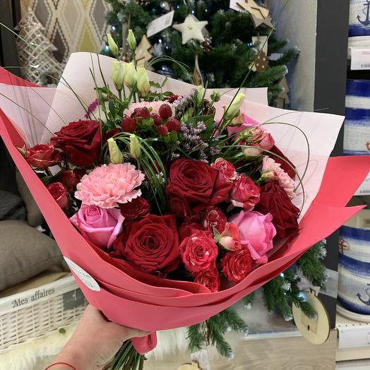 Букет яркий день: букеты цветов на заказ Flowwow