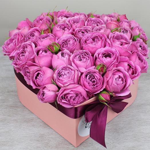 ЗДЕСЬ ЖИВЕТ ЛЮБОВЬ: букеты цветов на заказ Flowwow