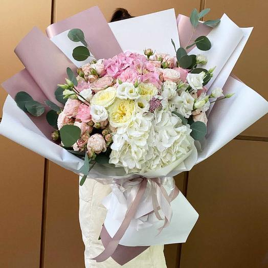 Трини: букеты цветов на заказ Flowwow