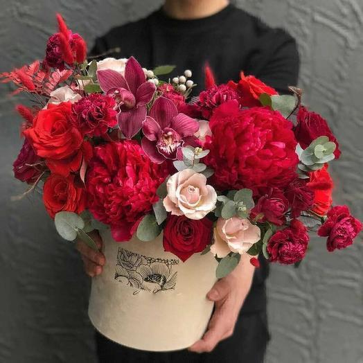 Агнес: букеты цветов на заказ Flowwow