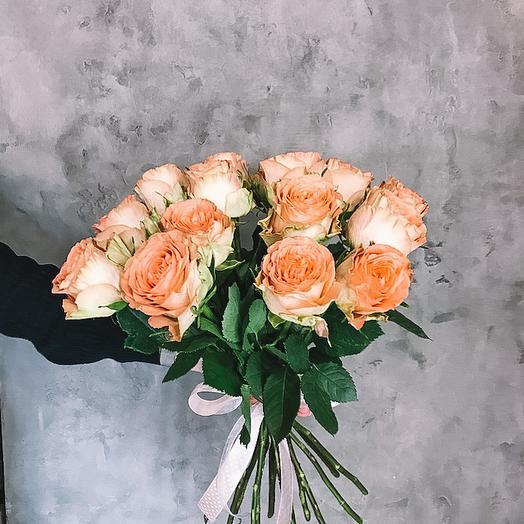 Букет из розы Country Home: букеты цветов на заказ Flowwow