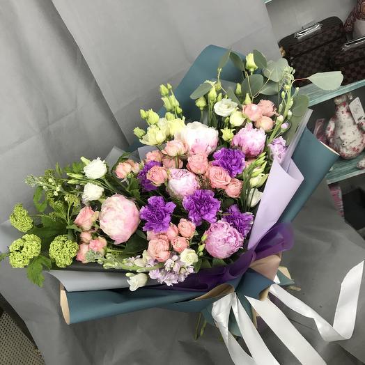 Букет лунный соната: букеты цветов на заказ Flowwow