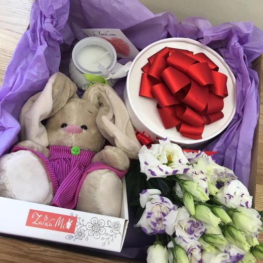 Подарочный Сет: букеты цветов на заказ Flowwow