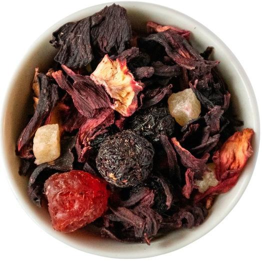 Фруктовый чай каркаде с вишней - Огненная вишня