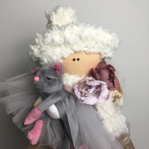 Кукла с котом
