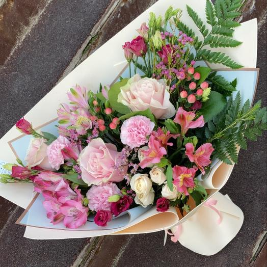 Розовая свежесть