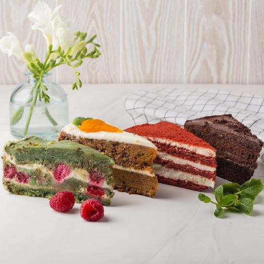 Дегустационный сет тортов 17