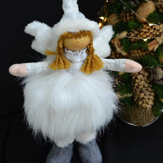 Зимний Ангел кукла