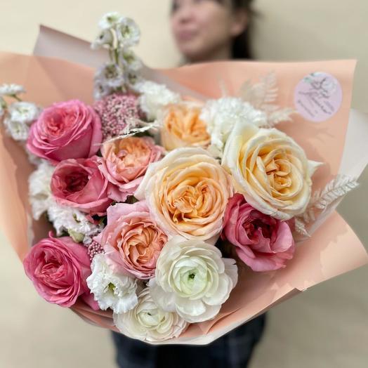 Цветочный букет 28
