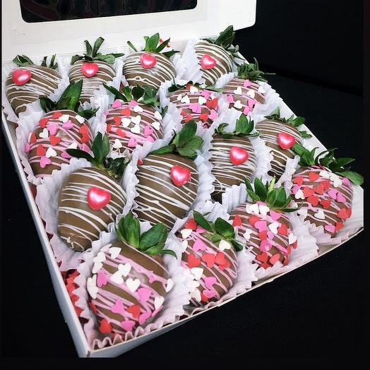 Шоколадная коробка