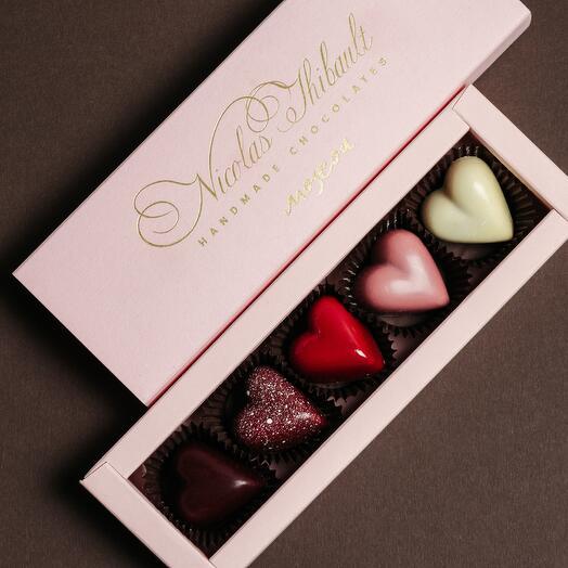 "Chocolate candies "" Magic of love"""