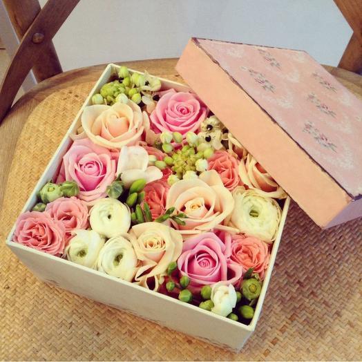 Букет 23: букеты цветов на заказ Flowwow