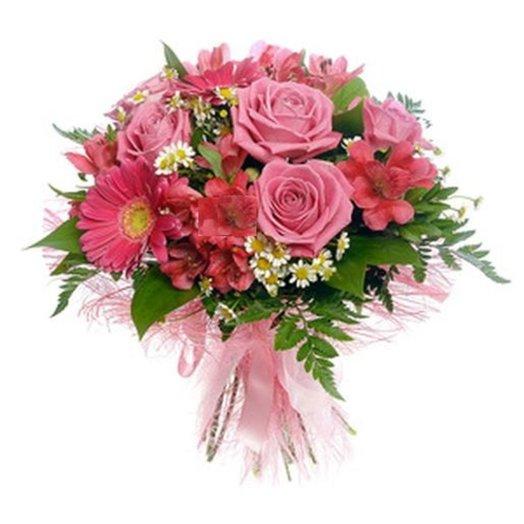 БЦ-152584 Нежные чувства: букеты цветов на заказ Flowwow