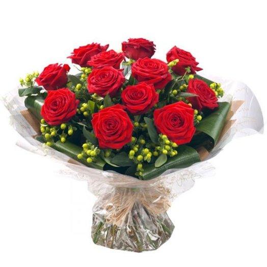 БЦ-160110 Романтика: букеты цветов на заказ Flowwow