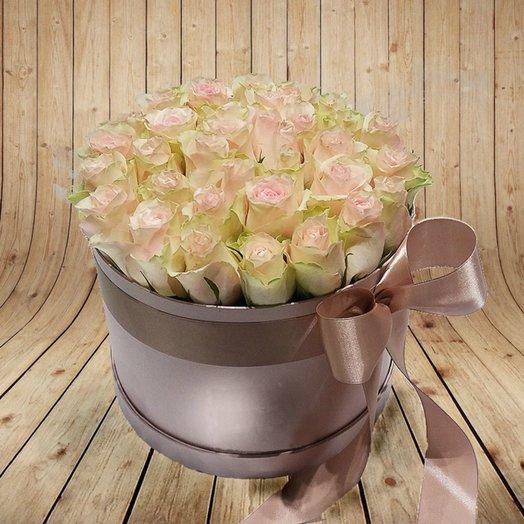 Кофе с молоком: букеты цветов на заказ Flowwow
