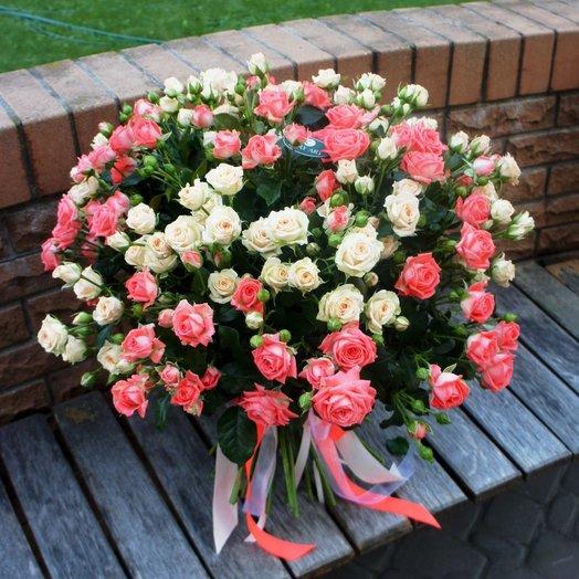 Обаятельная улыбка: букеты цветов на заказ Flowwow