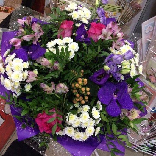 Лавандовый рай: букеты цветов на заказ Flowwow