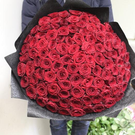 Классика 101: букеты цветов на заказ Flowwow