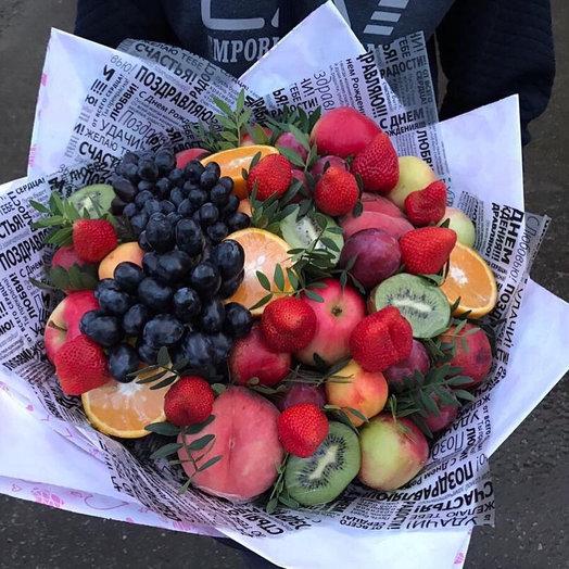 Вкусное настроение: букеты цветов на заказ Flowwow