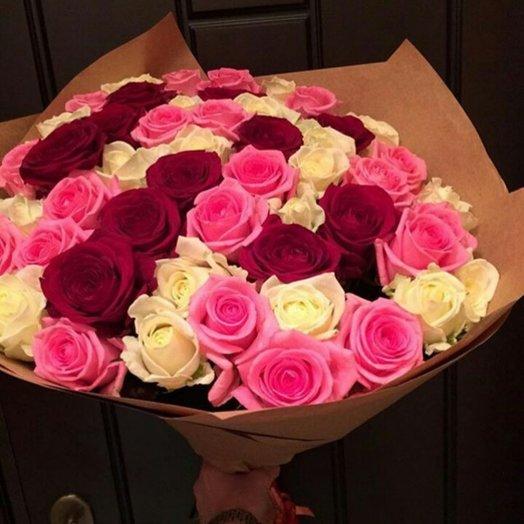Вечно прекрасна: букеты цветов на заказ Flowwow
