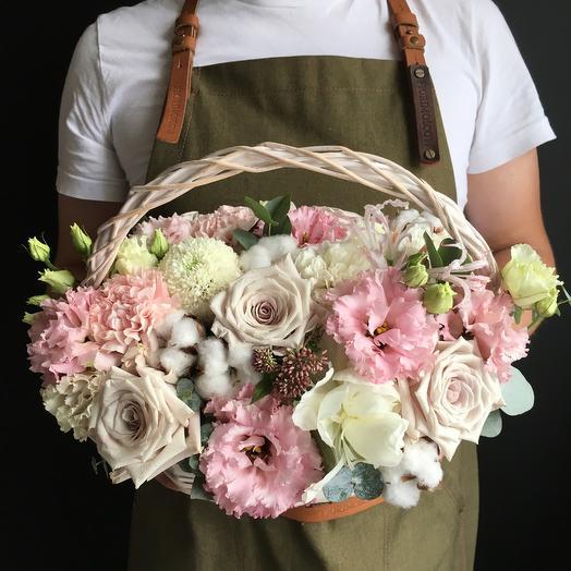 Корзина дня : букеты цветов на заказ Flowwow
