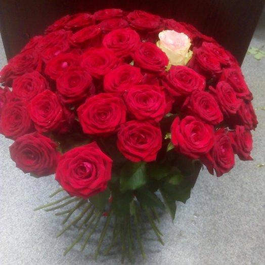 Признание.: букеты цветов на заказ Flowwow