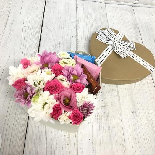 Композиция цветочная 2: букеты цветов на заказ Flowwow