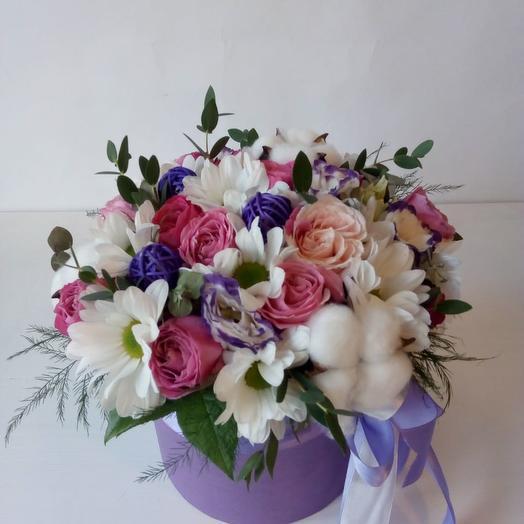 Тайна для двоих: букеты цветов на заказ Flowwow
