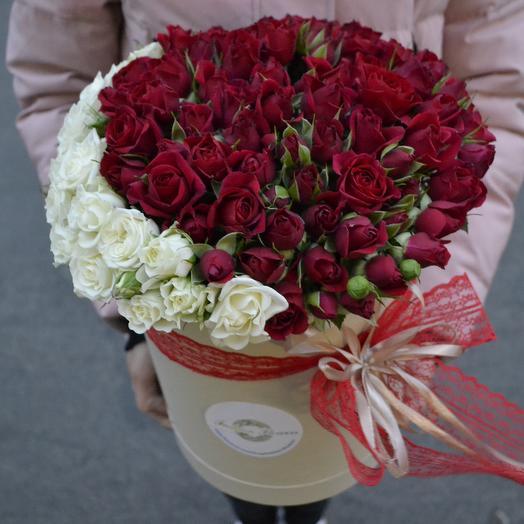 Изысканная прелесть: букеты цветов на заказ Flowwow