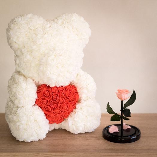 Подарочный набор 5: букеты цветов на заказ Flowwow