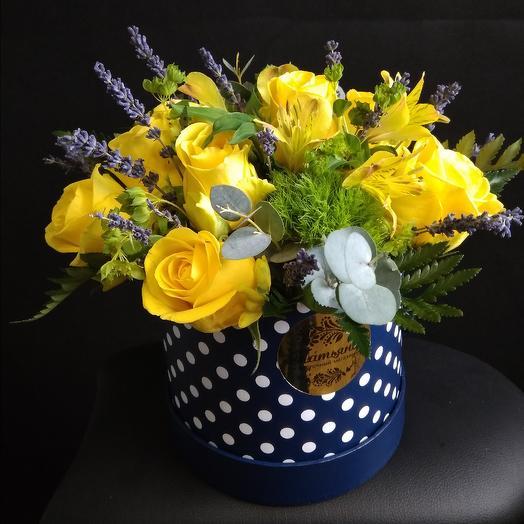 Дарья: букеты цветов на заказ Flowwow