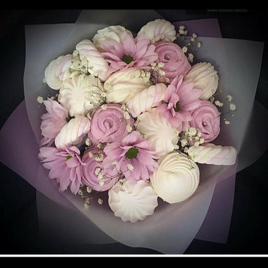 Сладкий букет «эро»: букеты цветов на заказ Flowwow