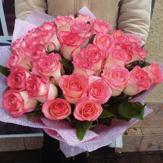 """Bouquet of roses """"Jamilia"""""""