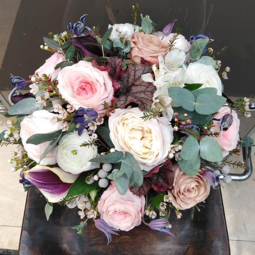Изящность: букеты цветов на заказ Flowwow