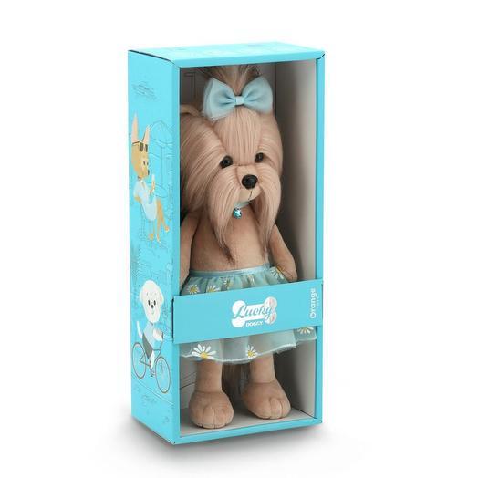 Коллекционная игрушка Lucky Doggy Ромашка