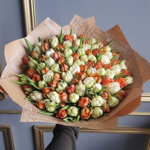 99: букеты цветов на заказ Flowwow