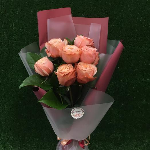 Букет роз «Кахала»