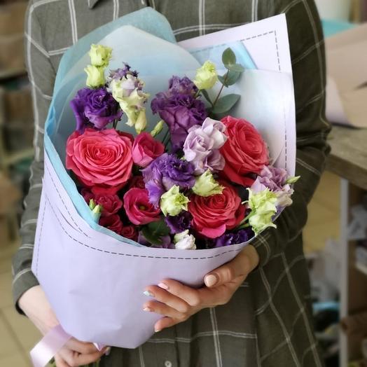 Букет 1775: букеты цветов на заказ Flowwow