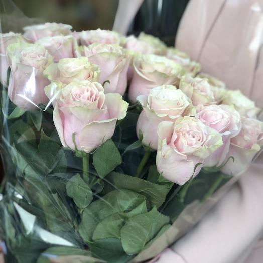 Нежная вуаль: букеты цветов на заказ Flowwow