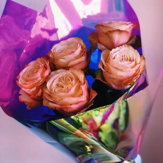 Букет 170: букеты цветов на заказ Flowwow