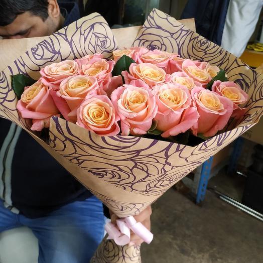 Мисс пиги 29: букеты цветов на заказ Flowwow