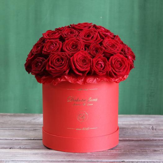Королевская роза Гран При: букеты цветов на заказ Flowwow