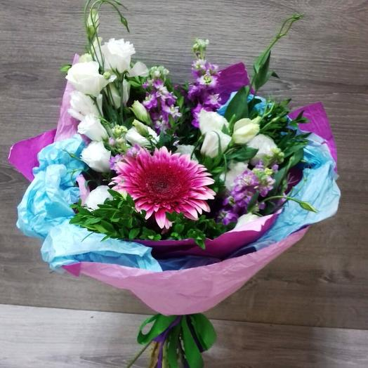 Аромат вдохновения: букеты цветов на заказ Flowwow