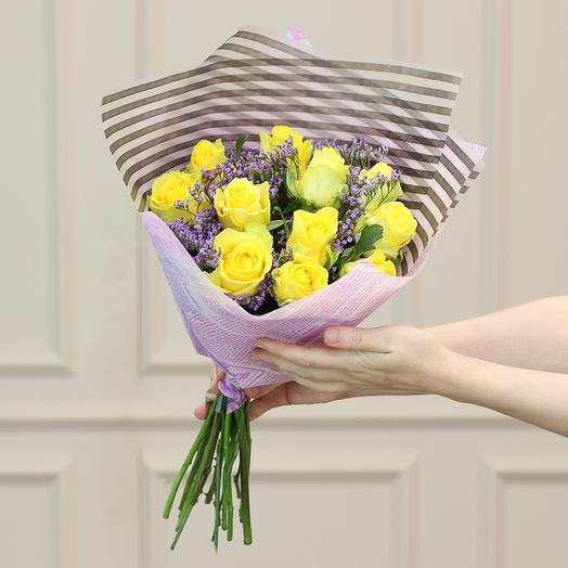 Свободный: букеты цветов на заказ Flowwow