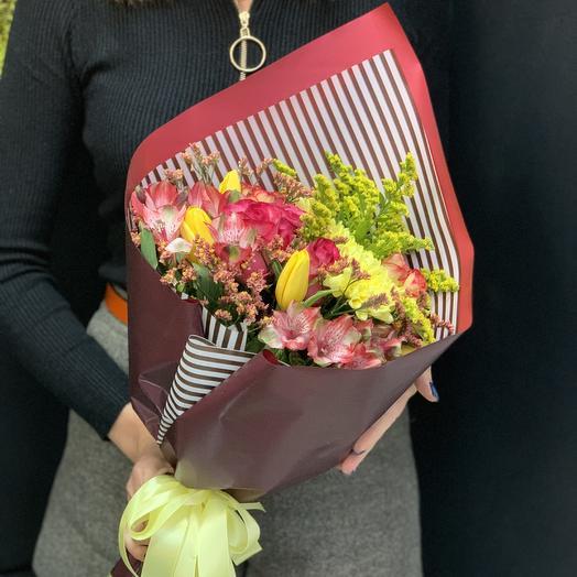 Сочный десерт: букеты цветов на заказ Flowwow