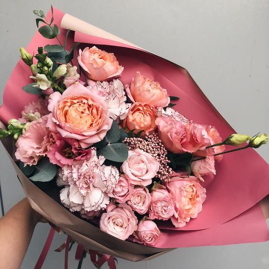 656: букеты цветов на заказ Flowwow