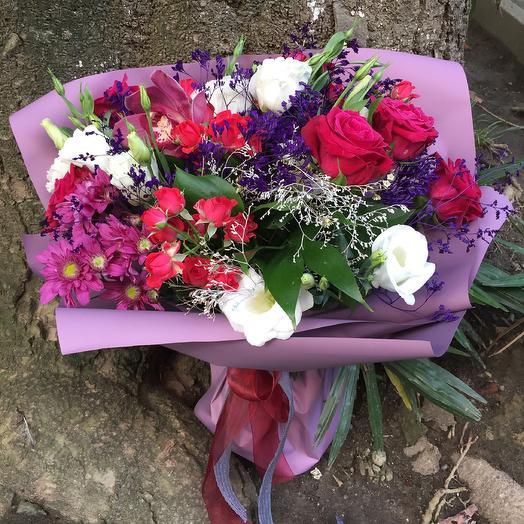 Флёр: букеты цветов на заказ Flowwow