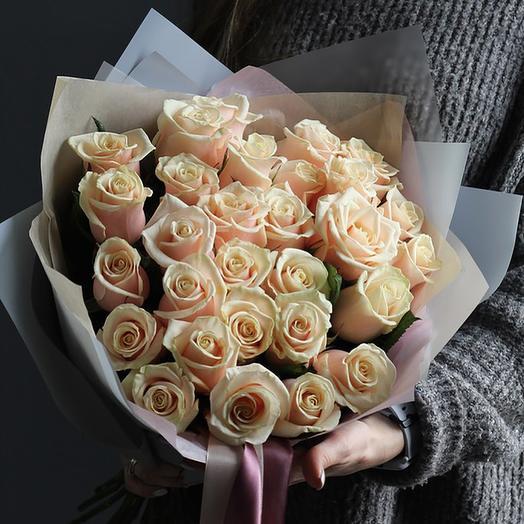 """29 роз сорта """"Талея"""""""