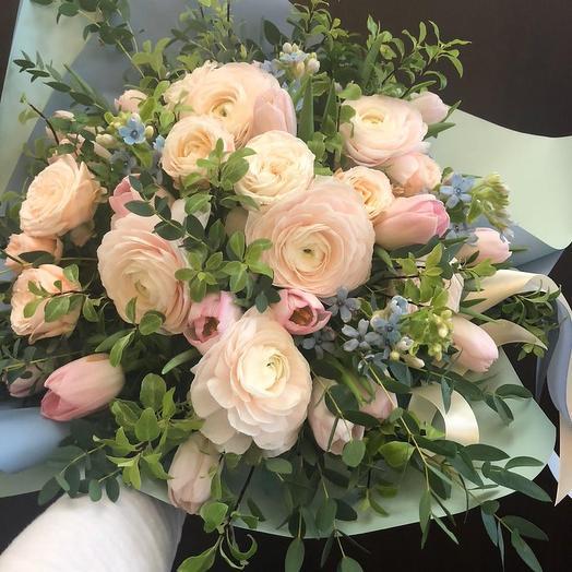0003: букеты цветов на заказ Flowwow